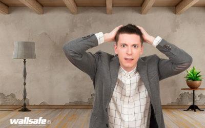 Umidità: cosa controllare prima di acquistare casa