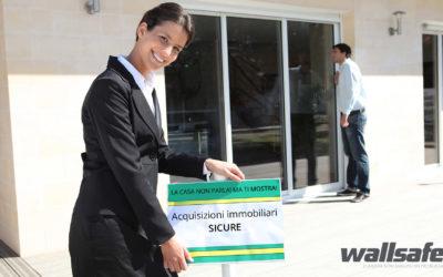 Acquisizioni immobiliari sicure e senza problemi di umidità.