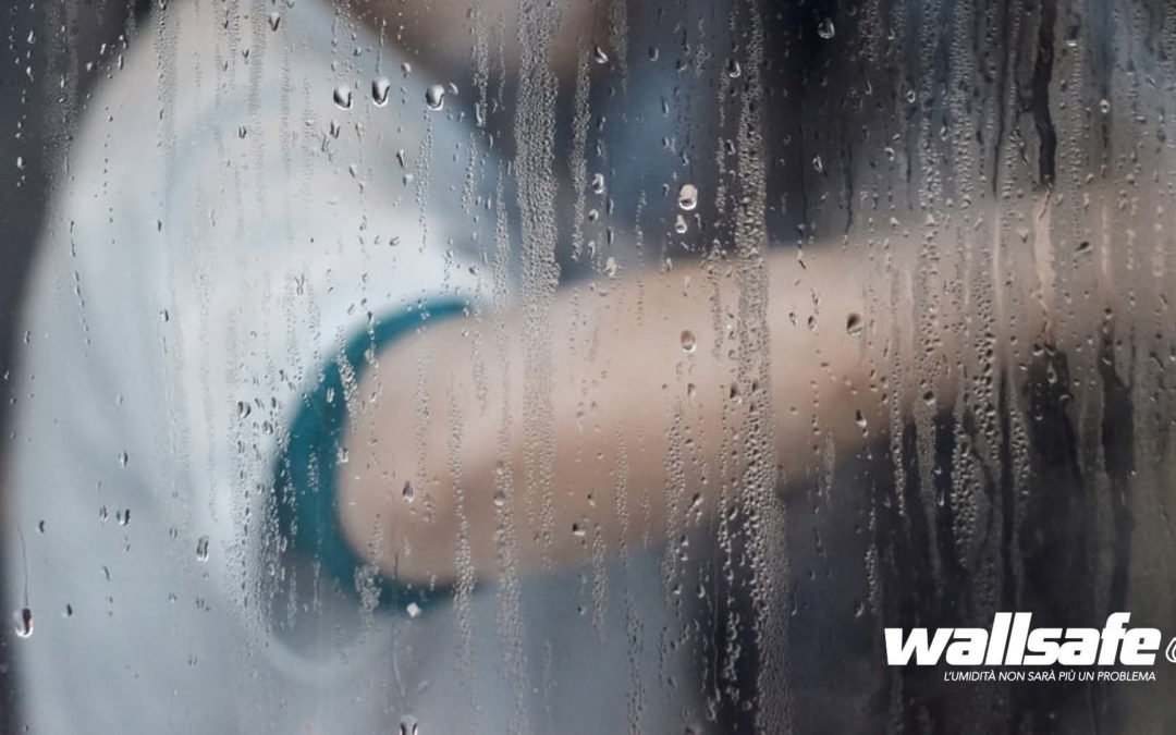 Quali sono le cause dell'umidità in casa